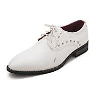 נעלי שמלה לבנה TPU