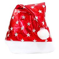 sterren vrolijke kerstmuts