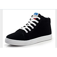 Men's Shoes Casual Leatherette Fashion Sneakers Black/Gray/Navy