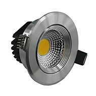 5 W 1 COB 500-550 LM Warm White/Cool White Ceiling Lights AC 85-265 V
