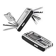 WEST BIKING® Bike Bicycle Multifunction Portable Repair Tools Made of Chrome Really Hard
