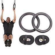 Klimmzugstationen / Gymnastikringe Übung & Fitness / Fitnessstudio Kunststoff-KYLINSPORT®