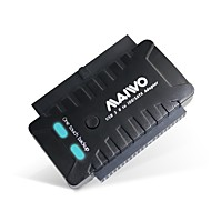 "MAIWO 2.5"" / 3.5"" IDE / SATA HDD and 5.25"" IDE / SATA CD-ROM USB 3.0 to SATA HDD Adapter K132U3IS"