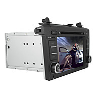 "CHTECHI 7"" 2 Din Touch Screen LCD Car DVD Player For Nissan altima 2009-2011"