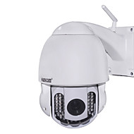 wanscam® ptz outdoor ip camera 720p dag nacht waterdichte wifi p2p