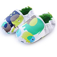 Girl's Flats Spring / Summer / Fall First Walkers / Crib Shoes Cotton Outdoor / Casual / Athletic / Party & Evening Flat HeelGore / Magic