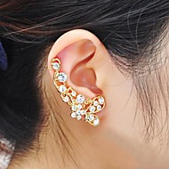 Earring Ear Cuffs Jewelry Party / Daily Alloy Gold / Silver