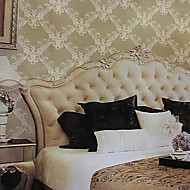 Wall Paper Wallcovering,  European Style High Foaming  Design Non-woven Wall Paper