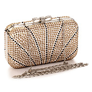 Handbags Rhinestones Wedding/Special Ocassion/Evening Clutches Novelty
