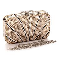 Handbags Rhinestones Wedding/Special Ocassion/Evening Clutches Novelty