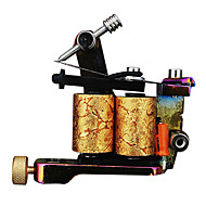 Professional Cast Iron Coil Tattoo Machine for Shader