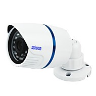 sinocam® kogel ip camera 1.0mp dag nacht e-mail alarm bewegingsdetectie ir-cut