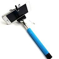 df kabel uzeti pole proširivo autoportretist ručni Monopod nositelj štap za iPhone 5 / 5s / 6 (assorted boje)
