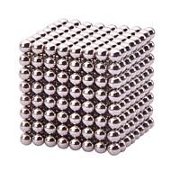 Mágneses játékok 512 3mm/216 5mm Mágneses játékok / Neodímium mágnes Executive Toys Puzzle Cube DIY játékok mágneses Balls Pinkoktatás