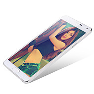 "no.1 note4 5,7 ""android 4.4 3g smarttelefon (single sim quad core 13 mp 1gb + 4 gb / luft gest / hvit / oss lageret)"