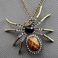 Women's Retro Spider Necklace