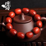 tanson®oil ist voll von hoher Dichte entlang der Maserung Material l Palisander Fozhu Hand auf die alte chinesische Jujube Perlenarmband