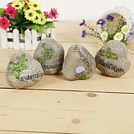 centres de table en forme de cœur deocrations de table table de pierre décoration décoration de la maison (jeu de 1)