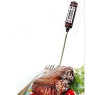 βοηθός κουζίνας τροφίμων ή ποτών συστατικό ψηφιακό θερμόμετρο
