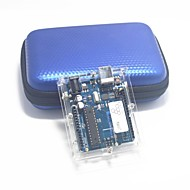 uno r3 kit base de partida w / saco de eva para arduino