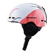 Casque Vélo (Blanc / Rouge , PC / EPP)-de Femme / Homme / Unisexe - Cyclisme / Sports de neige / Ski / Roller Sports AérationM :