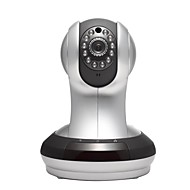 FUJIKAM® FI-361 PTZ IP Camera 720P IR-cut Day Night Motion Detection WiFi P2P Wireless