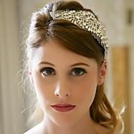 Winieta Kobiety/Flower Girl Opaski Ślub/Piękny Rhinestone Ślub/Piękny