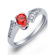 Ladies'/Kid's/Women's Cubic Zirconia Ring Cubic Zirconia Cubic Zirconia