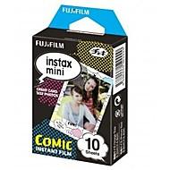 Fujifilm Instax Mini Instant Color Film - Comic