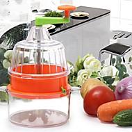 מטבח פונקציה רב באופן ידני מגרסת פירות וירקות / מבצעה