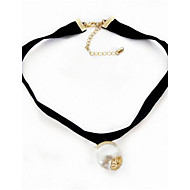 European Style Fashion Pearl Drops Necklace (More Colors)