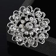 נשים תפס לשיער אבן נוצצת סגסוגת אופנתי תכשיטים חתונה Party אירוע מיוחד יום הולדת יומי קזו'אל ספורט