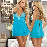 Sexy Lingerie Babydoll Dress Nightwear
