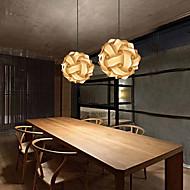 maishang® kutilství moderní závěsná koule iq lampa 25cm
