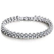 925 hochwertige Handarbeit elegantes Armband der Frauen