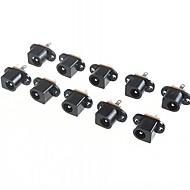 dc017 5,5 mm - 2,1 mm Innendurchmesser dc Klinkenstecker (10 Stück pro Packung)
