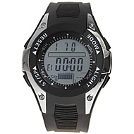 SUNROAD FX702A Portable Fishing Barometer (Black)