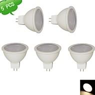 Spots (Blanc chaud MR16 - 9 W- GU5.3 810 lm- DC 12/AC 12