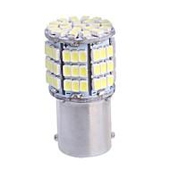 GC ® 1156 / ba15s 7.5W 500lm 85x3020 SMD weiße LED für Auto wiederum Lenklicht / Bremslichtlampe (12 V DC)