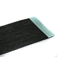 קלטות ארוכות וישרות הארכה סינתטית 2 יח 'שחורה