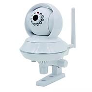 besteye® PTZ inomhus mini IP-kamera 720p dag natt wifi trådlöst stöd 64gb kort