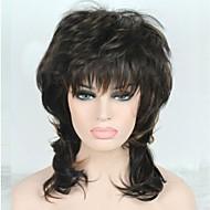 יש אופנת גל טבעי בשיער סינטטי באיכות גבוהה
