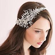 Handmade Women Crystal Headbands/Flowers With Wedding/Party Headpiece