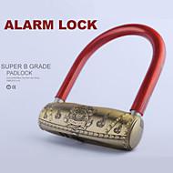 anboud @ alarme cadeado lock / alarme para bicicleta ou moto