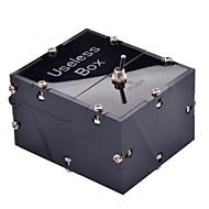 neje mini haszontalan teljesen összeszerelt gép box játék hagyj békén doboz fekete