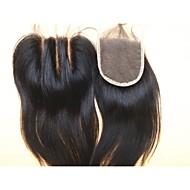 Mänskligt hår HÅRFÖRLÄNGNING - till Dam - Rak