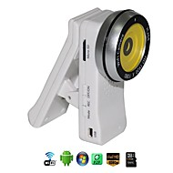 Mini IP Camera 1080P Day Night Motion Detection Wi-Fi Protected Setup Wireless