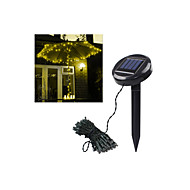 100 Solar Powered Outdoor Cordas Luzes-Fairy Lights-Natal Luz String Para Decoração