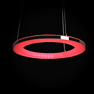 Pendant Lights LED Modern/Contemporary Living Room/Dining Room/Study Room/Office/Kids Room Metal/Remote Controller