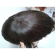 Toupees - Męskie - Prosto - Human Hair